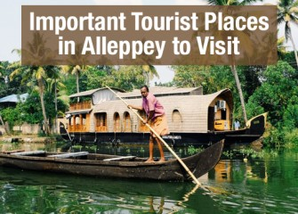 Important Tourist Places in Alleppey to Visit